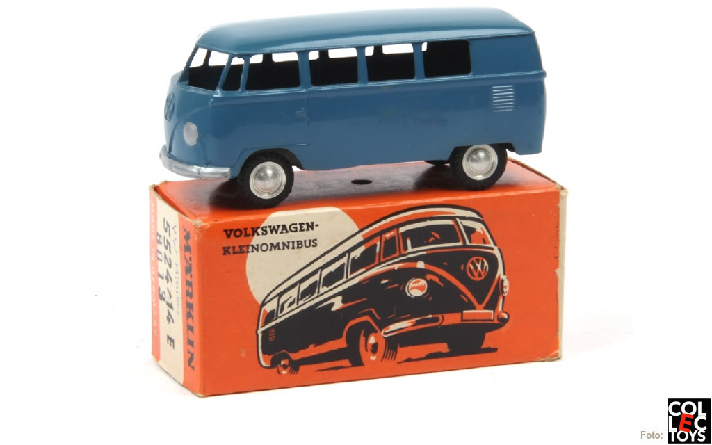 8013 (5524/14E) VOLKSWAGEN BUS (UN COLOR)