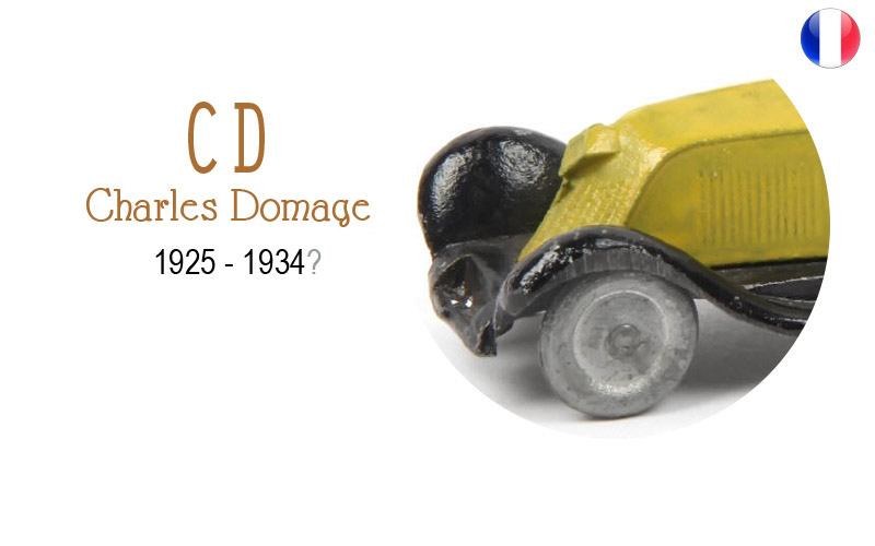 C.D. (CHARLES DOMAGE)